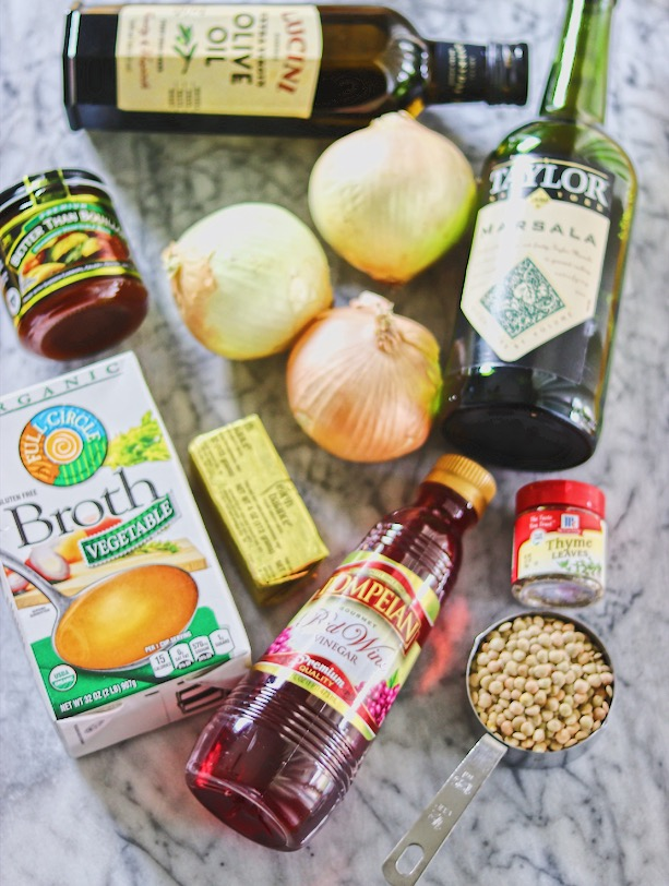 onion soup ingredients